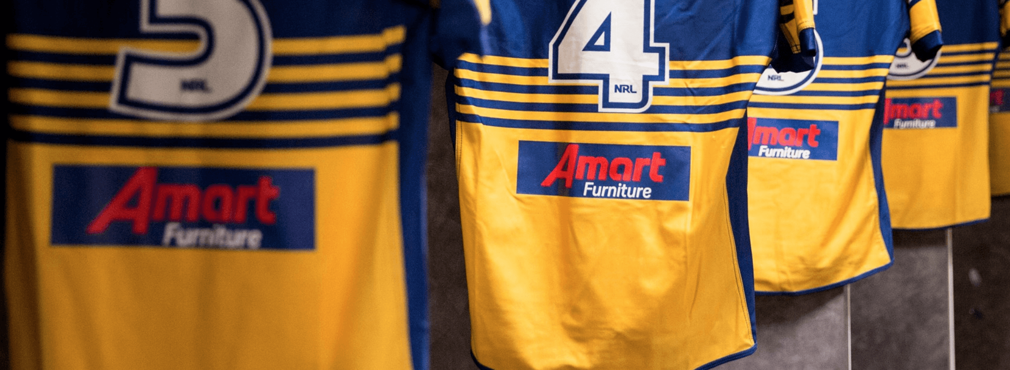 Parramatta Eels Confirms Partnership With Amart Furniture Ministry Of Sport