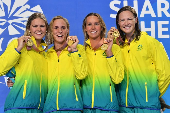 Commonwealth Games Australia reveal team kit and