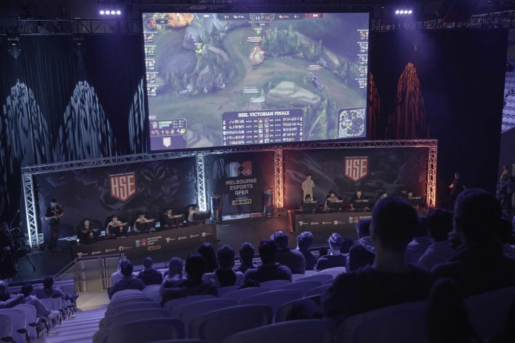 Adelaide Crows High School Esports Tournament Signs Multi