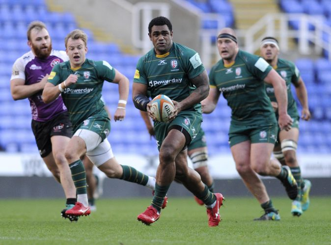 BLK Signs Long-Term Kit Deal With London Irish Rugby Team