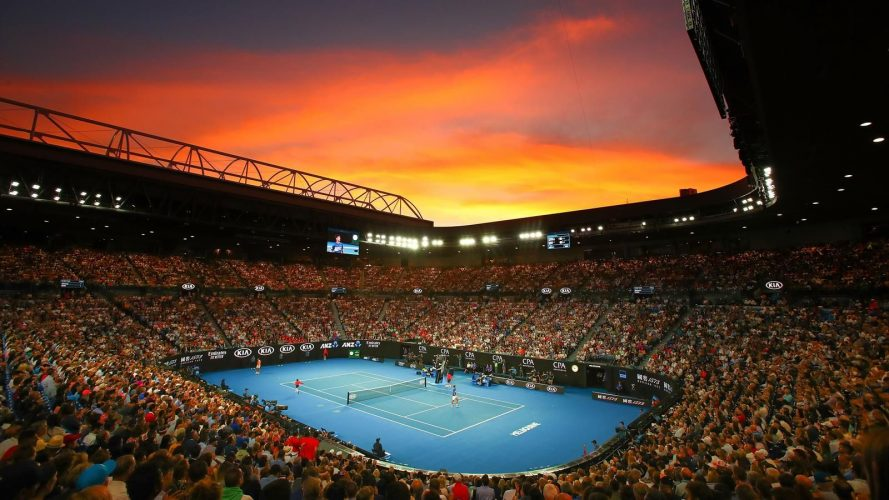 2020 Australian Open Delivers Growth Across Crowd And Tv ...