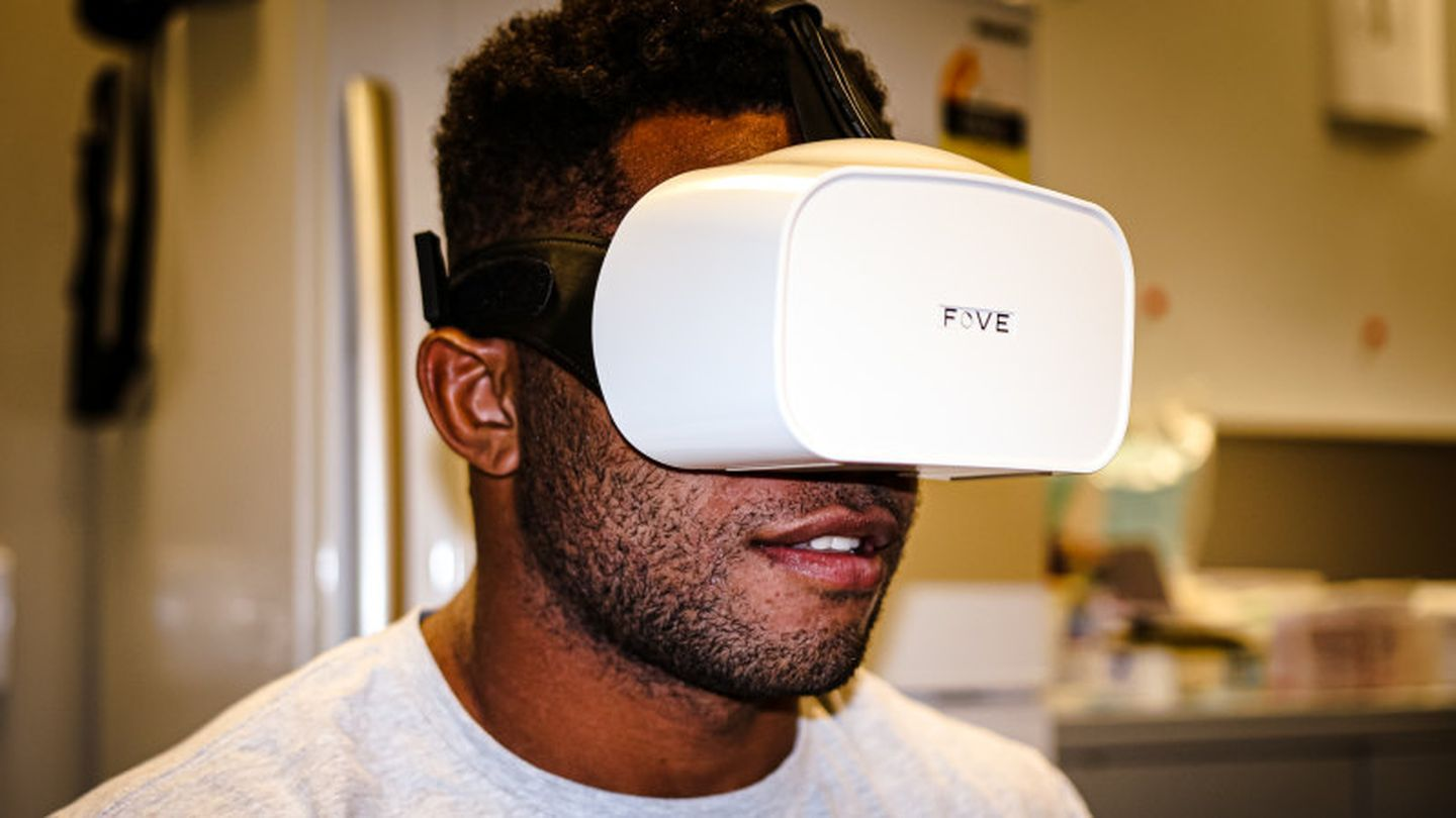 Rugby virtual reality